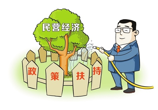 中共中央国务院关于营造更好发展环境支持民营企业改革发展的意见