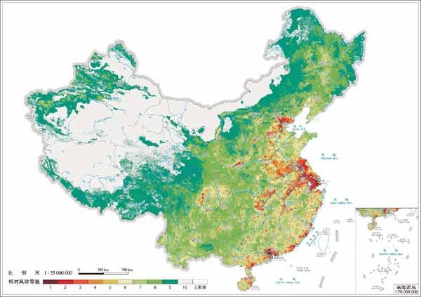 国办印发通知开展第一次全国自然灾害综合风险普查