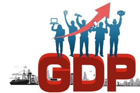 稳中向好!我国上半年GDP同比增长12.7%